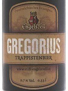 Etiquette de la bière Gregorius
