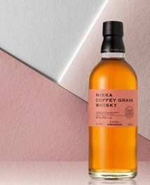 Nikka propose un Coffey Grain sans indication d'âge