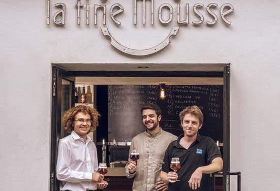 La Fine Mousse, incontournable à Paris