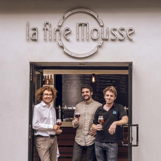 La Fine Mousse, incontournable à Paris