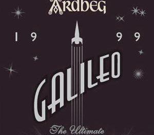 Ardbeg Galileo, le whisky de l'aventure spatiale
