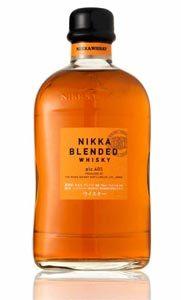 Le nouveau Nikka blended whisky