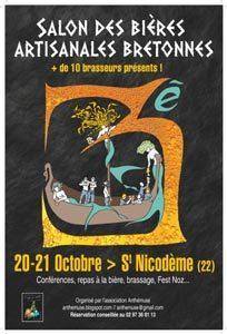 3e Salon des bières artisanales bretonnes