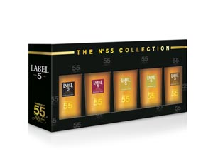Le Reserve 55 de Label 5 sort un coffret cask finish