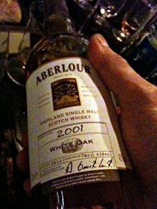 Abelour 2001 White Oak