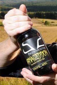 La bière Armageddon de Brewmeister