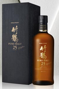 Le Nikka Taketsuru 25 ans disponible en Europe
