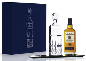 Le coffret Ballantine's Lee Broom