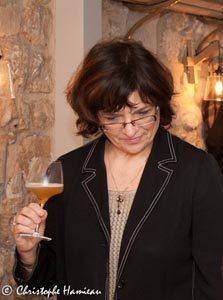 Elisabeth Pierre, Biérologue