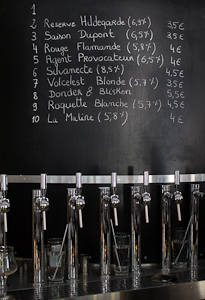 Prix de la bière