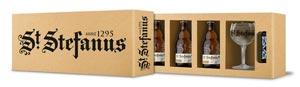 Coffret dégustation bière St Stefanus
