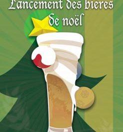 Les bières de Noël aux Soirées Maltées