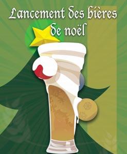 Soirées Maltées bières de Noël