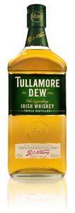 Nouvelle bouteille de Tullamore Dew