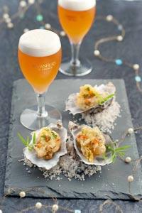 Les accords bières et fruits de mer