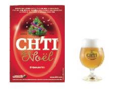 Ch'Ti, le brassin de Noël 2012 est arrivé !