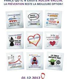Gagnez 1 an de préservatifs customisés !