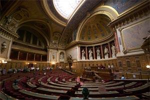 Salle du Sénat (©Romain Vincens)