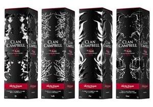 Série limitée Elements pour Clan Campbell