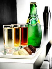 Whisky Experience, mixology by Perrier