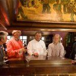 La Brasserie Dubuisson met la bière à table