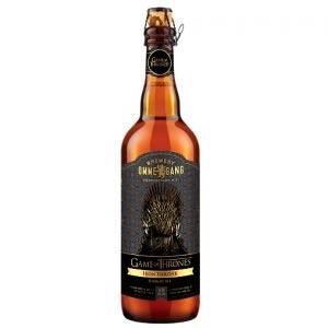 La bière Game of Thrones