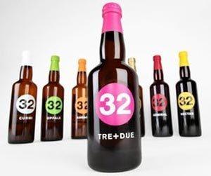 Les bières 32