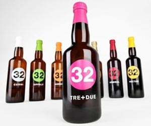La bière italienne sur son 32 à La Fine Mousse