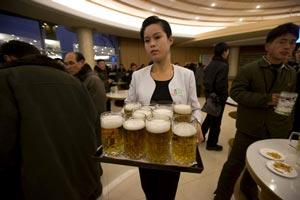 Bière en Russie