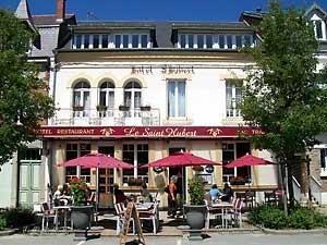 Hôtel St-Hubert à Haybes