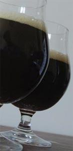 Pour la St Valentin quoi de mieux de l'alliance de la bière et du chocolat ?