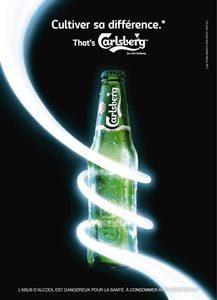 Carlsberg Cultiver sa différence