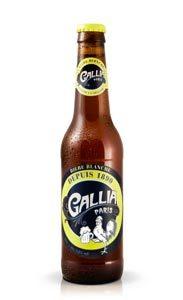 La nouvelle bière Gallia Blanche