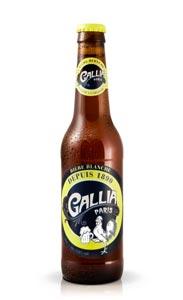 Gallia se rapproche de Paris et lance sa Blanche