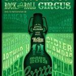 Grolsch fait son cirque en musique