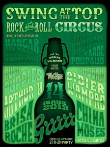 Grolsh Rock'n Roll Circus