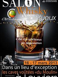 2e Salon Whisky & Spiritueux à Louviers