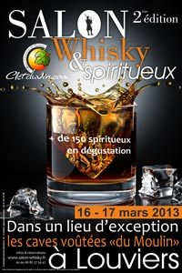 Salon du whisky de Louviers