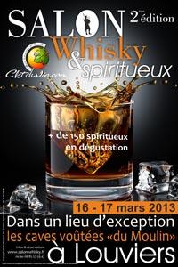 Salon du whisky de Louviers