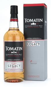 Un Legacy chez Tomatin