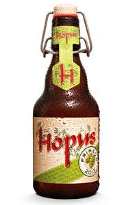 Bière Hopus Primeur 2013