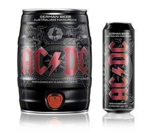 La bière AC/DC