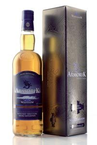L'Armorik Single Malt au top