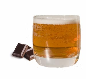 Bière et chocolat