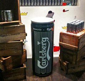 La Carlsberg 2ManyDjs s'offre Colette en prévente