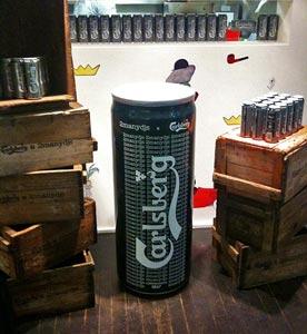 La Carlsberg 2ManyDjs chez Colette
