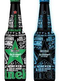 Heineken fête 140 ans avec Ed Banger