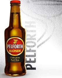 Pelforth relook sa bouteille