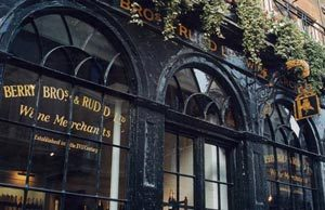 Berry Bros. & Rudd à St James Street