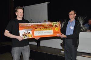 Remise des prix concours Brouwland 2013